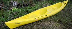 Puffin kayak